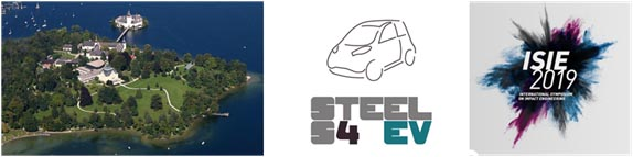 Cidaut presents STEEL S4 EV's results in the International Symposium on Impact Engineering 2019